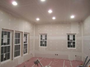 certainteed proroc gypsum board to finish your house garage basement